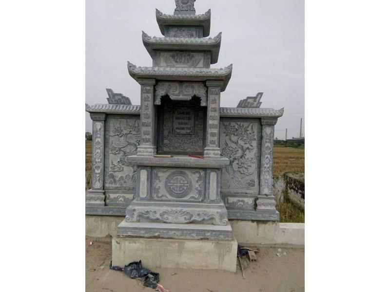 Lăng mộ đá đẹp -2
