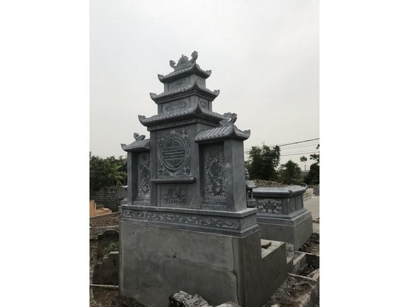 Lăng mộ đá đẹp -14