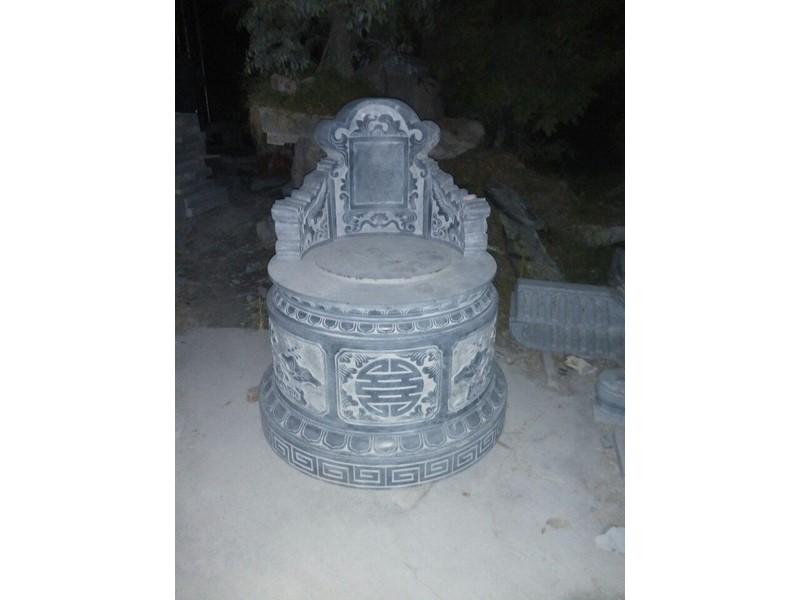 Mộ đá tròn đẹp-7
