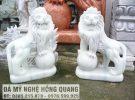 Tổng hợp các Mẫu Sư tử đá Đẹp – Đá mỹ nghệ Hồng Quang